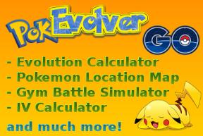 Pokemon Go With Generation 2 Cp Battle Simulator Evolve Calculator
