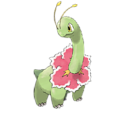 Meganium for Pokemon Go Map, Evolution, Simulators