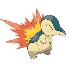 Cyndaquil for Pokemon Go Map, Evolution, Simulators