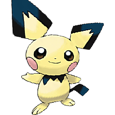 Pichu for Pokemon Go Map, Evolution, Simulators