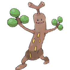 Sudowoodo for Pokemon Go Map, Evolution, Simulators