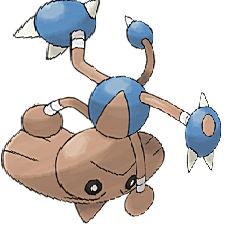 Hitmontop for Pokemon Go Map, Evolution, Simulators