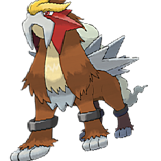 Entei for Pokemon Go Map, Evolution, Simulators