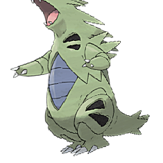 Tyranitar for Pokemon Go Map, Evolution, Simulators