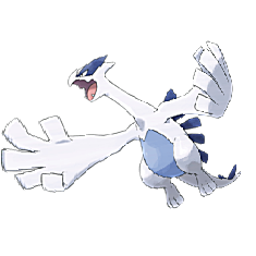 Lugia for Pokemon Go Map, Evolution, Simulators