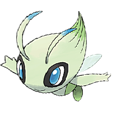 Celebi for Pokemon Go Map, Evolution, Simulators