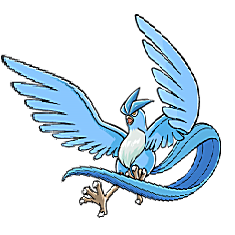 Articuno for Pokemon Go Map, Evolution, Simulators