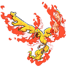 Moltres for Pokemon Go Map, Evolution, Simulators