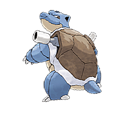 Blastoise for Pokemon Go Map, Evolution, Simulators
