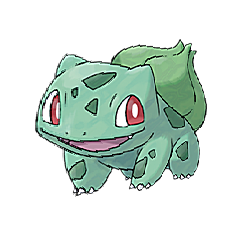 Bulbasaur for Pokemon Go Map, Evolution, Simulators