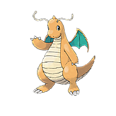 Dragonite for Pokemon Go Map, Evolution, Simulators