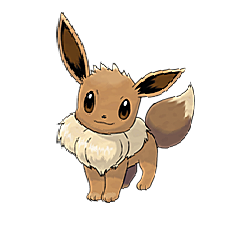 Eevee for Pokemon Go Map, Evolution, Simulators