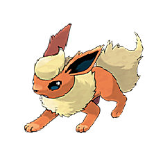 Flareon for Pokemon Go Map, Evolution, Simulators