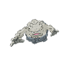 Graveler for Pokemon Go Map, Evolution, Simulators