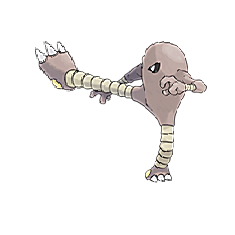 Hitmonlee - CP, Map, Evolution, Attacks, Locations - for ...