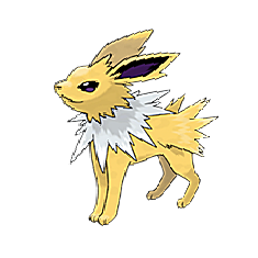 Jolteon for Pokemon Go Map, Evolution, Simulators