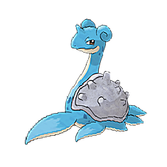 Lapras for Pokemon Go Map, Evolution, Simulators