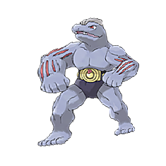Machoke for Pokemon Go Map, Evolution, Simulators