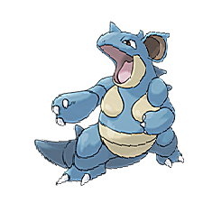 Nidoqueen for Pokemon Go Map, Evolution, Simulators