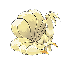 Ninetales for Pokemon Go Map, Evolution, Simulators