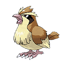 Pidgey for Pokemon Go Map, Evolution, Simulators