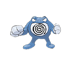 Poliwrath for Pokemon Go Map, Evolution, Simulators