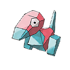 Porygon for Pokemon Go Map, Evolution, Simulators