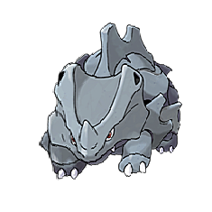 Rhyhorn for Pokemon Go Map, Evolution, Simulators