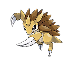 Sandslash for Pokemon Go Map, Evolution, Simulators