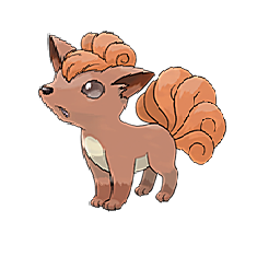 Vulpix for Pokemon Go Map, Evolution, Simulators