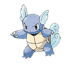 Wartortle for Pokemon Go Map, Evolution, Simulators
